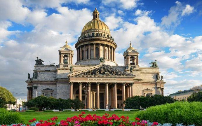 Собор преподобного Исаакия Далматского в Санкт-Петербурге